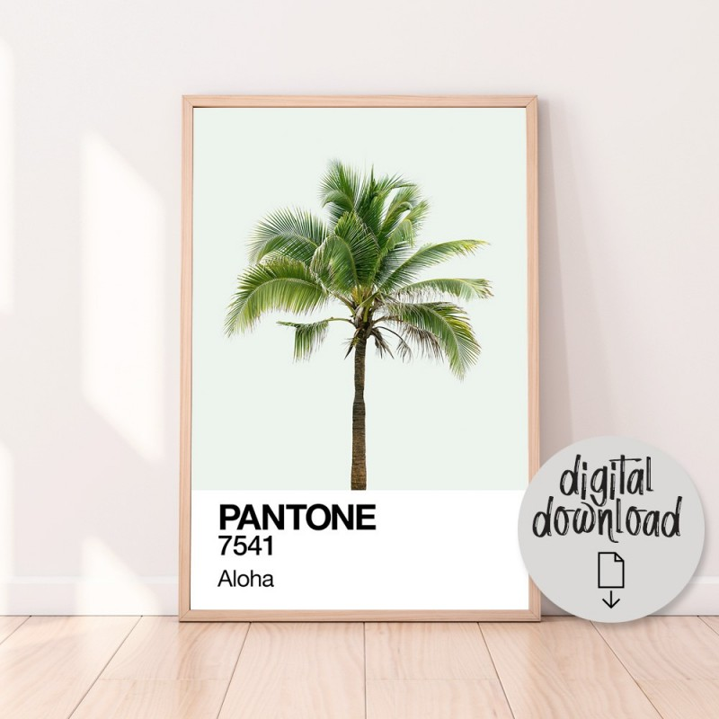 Aloha Download Print