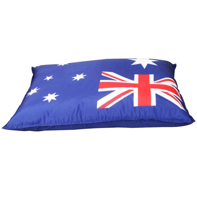 Australian Flag Rectangle Bean Bag