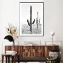 Desert Saguaro Cactus Download Print