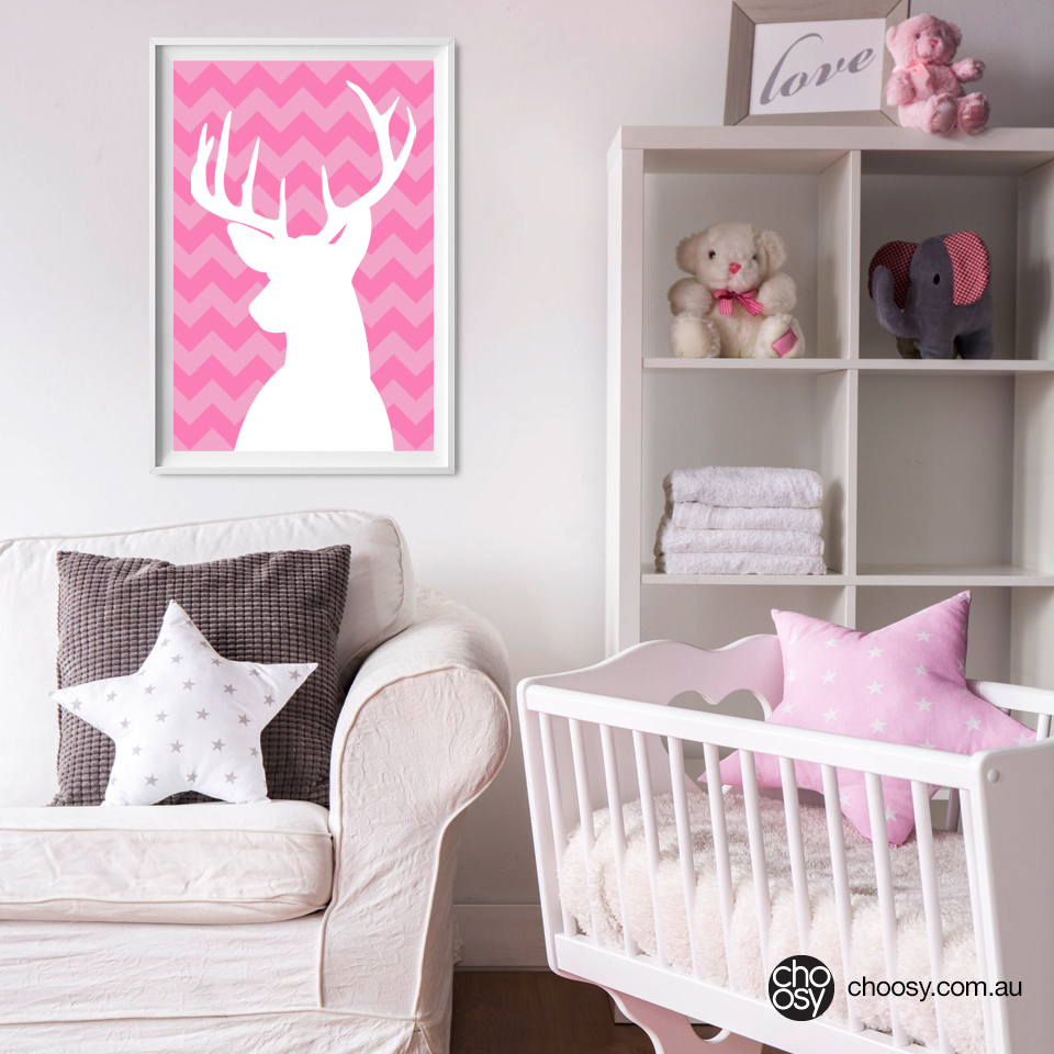 Adorable Baby Nursery Art Print Ideas For Girls