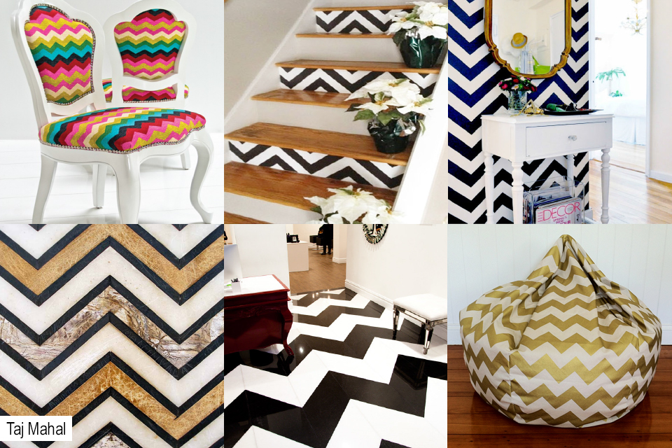 Chevron Is A Timeless Design Pattern